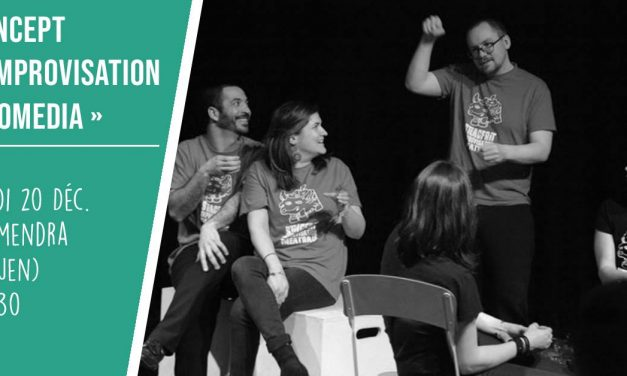 Spectacle d'improvisation – Comedia